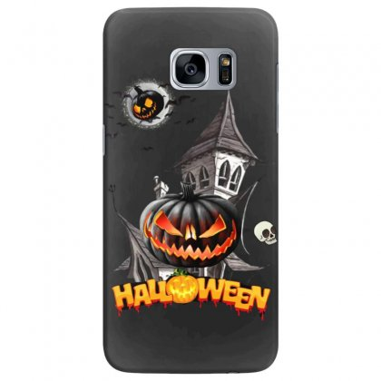Halloween Samsung Galaxy S7 Edge Case Designed By El-qi Art