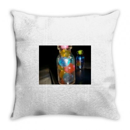Magic Throw Pillow Designed By Suage