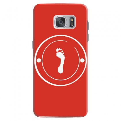 Soul Step, Records Release White Samsung Galaxy S7 Case Designed By Fashionartis69