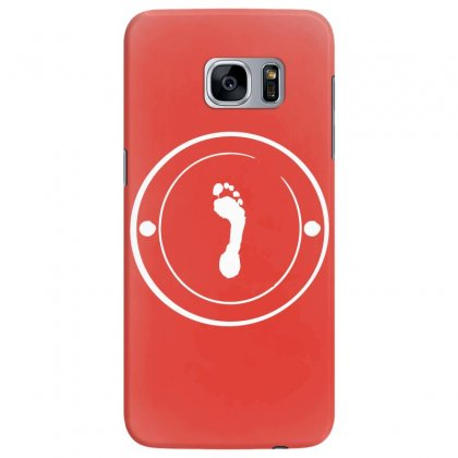 Soul Step, Records Release White Samsung Galaxy S7 Edge Case Designed By Fashionartis69