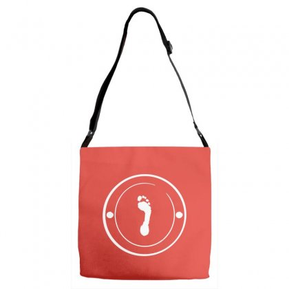 Soul Step, Records Release White Adjustable Strap Totes Designed By Fashionartis69
