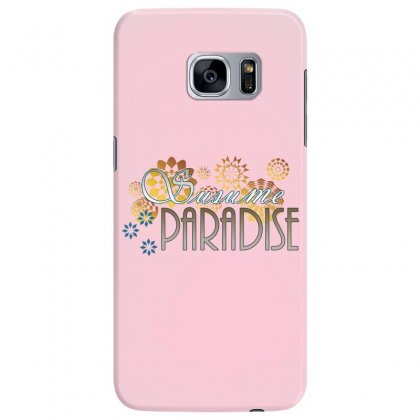 Susu Me Paradise Samsung Galaxy S7 Edge Case Designed By Fashionartis69