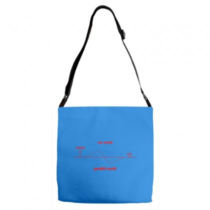 The Upside Stranger Thingawesome, Famous, Trending,fashion,models,cutf Adjustable Strap Totes Designed By Fashionartis69