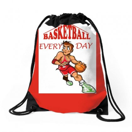 Basketball 2 Drawstring Bags Designed By Xprime