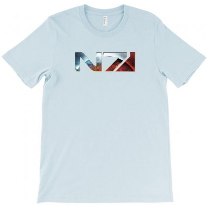 N7 Logo T-shirt Designed By Doniemichael