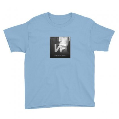 Nf Merchandise Youth Tee Designed By Doniemichael