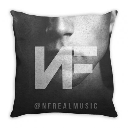 Nf Merchandise Throw Pillow Designed By Doniemichael