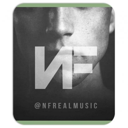 Nf Merchandise Mousepad Designed By Doniemichael