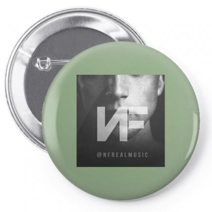 Nf Merchandise Pin-back Button Designed By Doniemichael