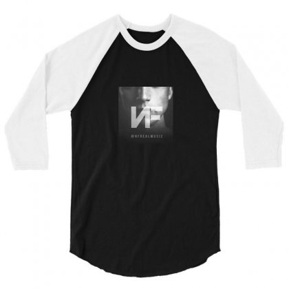 Nf Merchandise 3/4 Sleeve Shirt Designed By Doniemichael