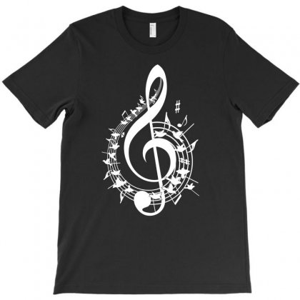 Music Bird T-shirt Designed By Hung