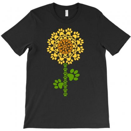 Sunflower Funny T Shirt T-shirt Designed By Hung