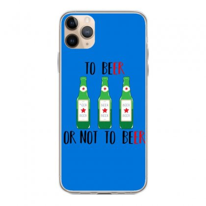 To Beer Ot Not To Beer Iphone 11 Pro Max Case Designed By Andr1