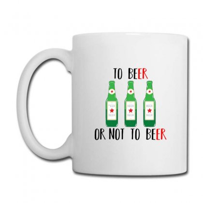 To Beer Ot Not To Beer Coffee Mug Designed By Andr1