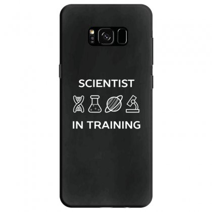 Training To Be A Future Scientist Samsung Galaxy S8 Case Designed By Andr1