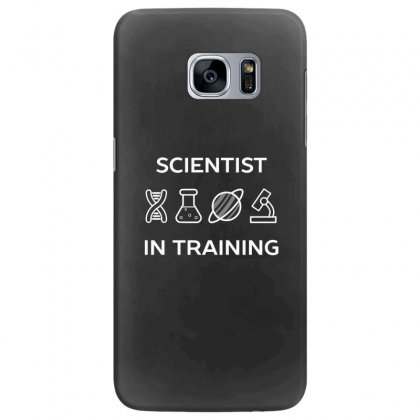 Training To Be A Future Scientist Samsung Galaxy S7 Edge Case Designed By Andr1