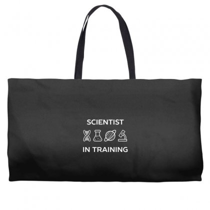 Training To Be A Future Scientist Weekender Totes Designed By Andr1
