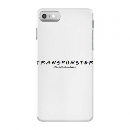 Transponster Iphone 7 Case Designed By Andr1