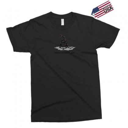 Tread Harder Exclusive T-shirt Designed By Andr1