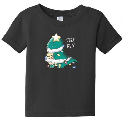 Tree Rex Baby Tee Designed By Andr1
