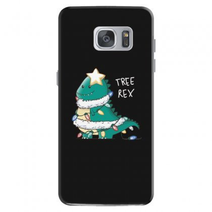 Tree Rex Samsung Galaxy S7 Case Designed By Andr1