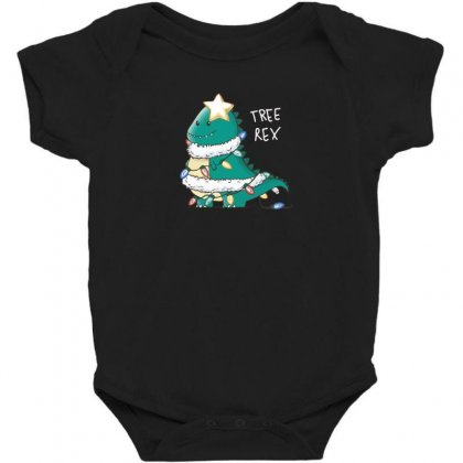 Tree Rex Baby Bodysuit Designed By Andr1