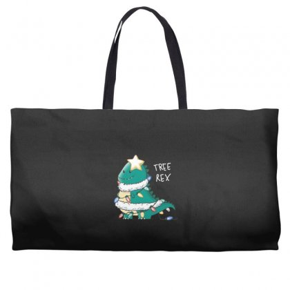 Tree Rex Weekender Totes Designed By Andr1