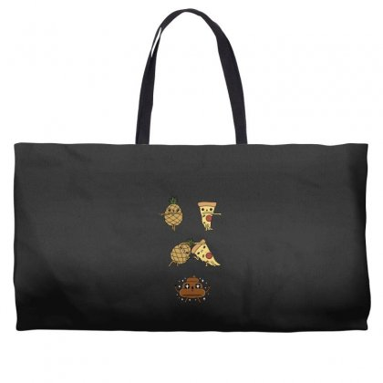 Tropical Fusión! Weekender Totes Designed By Andr1