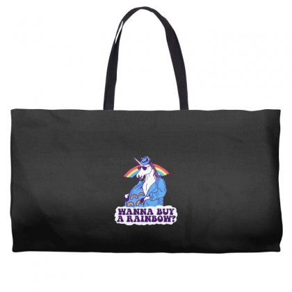 Unicorntraband Weekender Totes Designed By Andr1