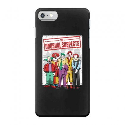 Unusual Suspects Iphone 7 Case Designed By Andr1