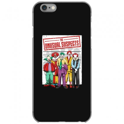 Unusual Suspects Iphone 6/6s Case Designed By Andr1
