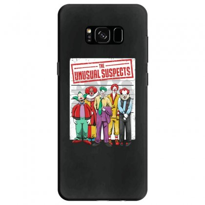 Unusual Suspects Samsung Galaxy S8 Case Designed By Andr1