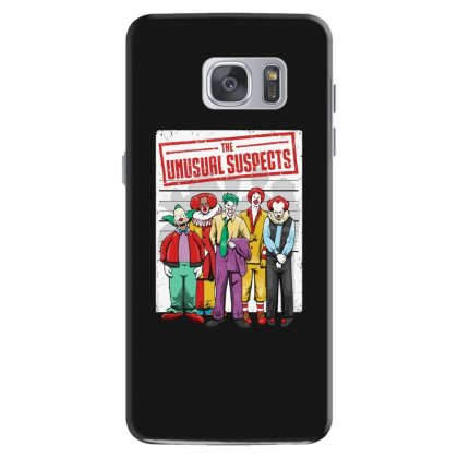 Unusual Suspects Samsung Galaxy S7 Case Designed By Andr1