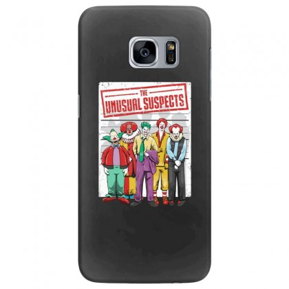Unusual Suspects Samsung Galaxy S7 Edge Case Designed By Andr1