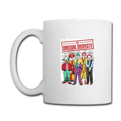 Unusual Suspects Coffee Mug Designed By Andr1