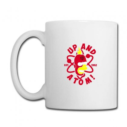Up And Atom Coffee Mug Designed By Andr1