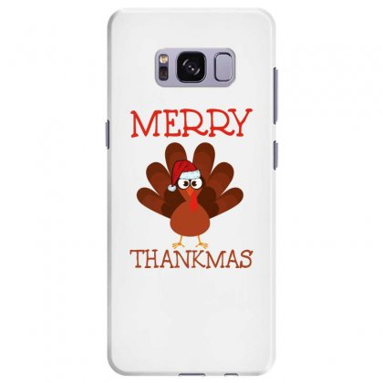 Merry Thankmas Samsung Galaxy S8 Plus Case Designed By Badaudesign