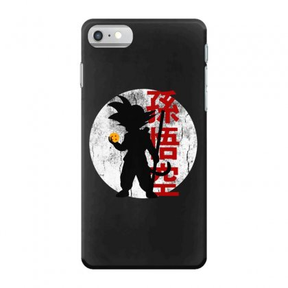 Goku   Dragon Ball Z Iphone 7 Case Designed By Pinkanzee