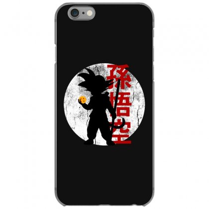Goku   Dragon Ball Z Iphone 6/6s Case Designed By Pinkanzee