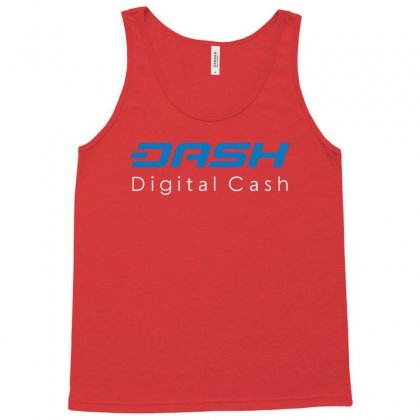 Dash Digital Cash Tank Top Designed By Butterfly99