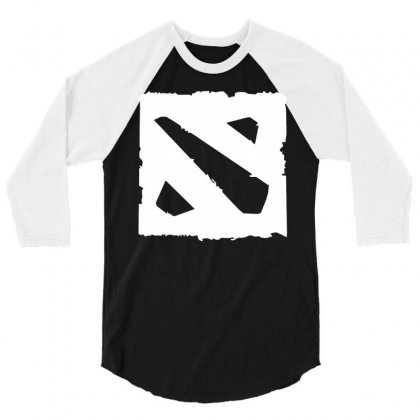 Dota 3/4 Sleeve Shirt Designed By Butterfly99
