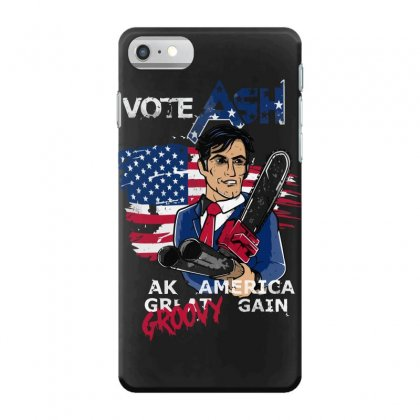Vote Ash Iphone 7 Case Designed By Andr1