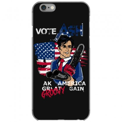 Vote Ash Iphone 6/6s Case Designed By Andr1
