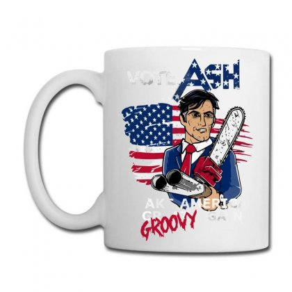 Vote Ash Coffee Mug Designed By Andr1