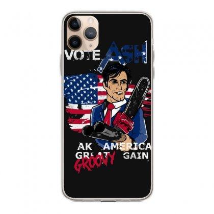 Vote Ash Iphone 11 Pro Max Case Designed By Andr1