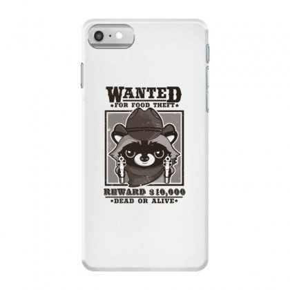 Wanted Racoon Iphone 7 Case Designed By Andr1