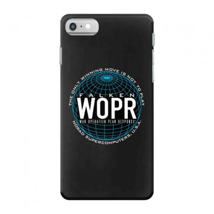 War Supercomputer Iphone 7 Case Designed By Andr1