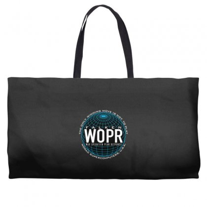 War Supercomputer Weekender Totes Designed By Andr1