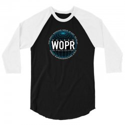 war supercomputer 3/4 Sleeve Shirt | Artistshot