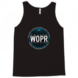 war supercomputer Tank Top | Artistshot